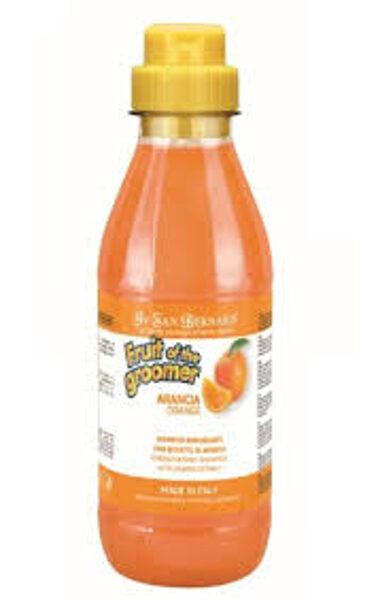 Iv San Bernard Orange Shampoo, 1000 ml - stiprinošs, antistresa šampūns. Normalizē tauku dziedzeru darbību