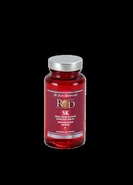 Iv San Bernard Red Mineral SK – Energising Serum, 150 ml - sērums plāniem matiem