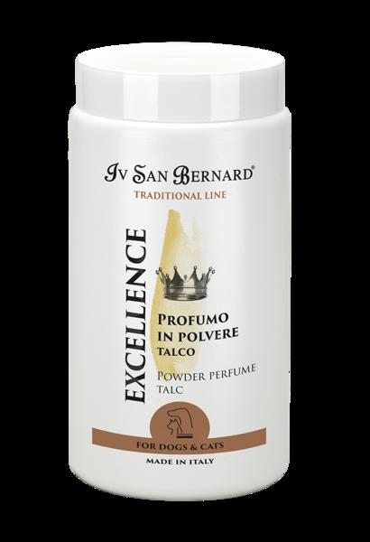 Iv San Bernard Traditional Line Excellence, 80 g - Pulveris ar talka smaržu suņiem un kaķiem