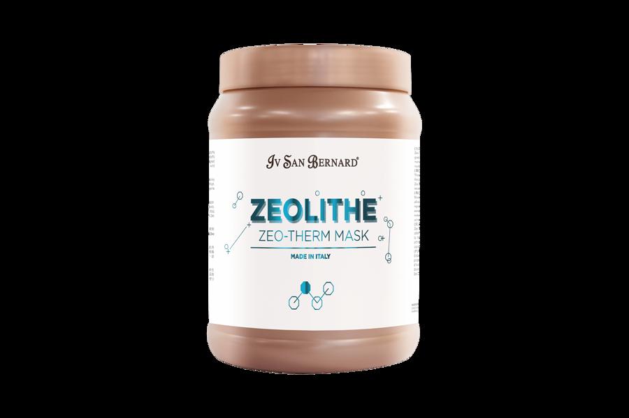 Iv San Bernard Zeo-Therm Mask, 1000 ml - antioksidanta iedarbība, absorbē piesārņojošas vielas