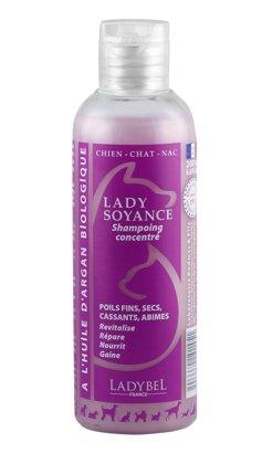 Ladybel Lady Soyance Shampoo, 200 ml - atjaunojoša, aizsargājoša, savēlumu atšķetinoša darbība