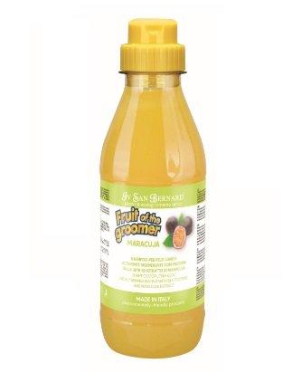 Iv San Bernard Maracuja Shampoo, 500 ml - восстанавливающий протеиныый шампунь для длинной шерсти