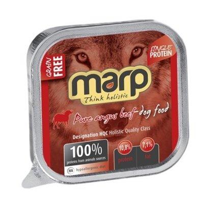 Marp Think Holistic Pure Angus Beef - Angus bifelis, 100 g