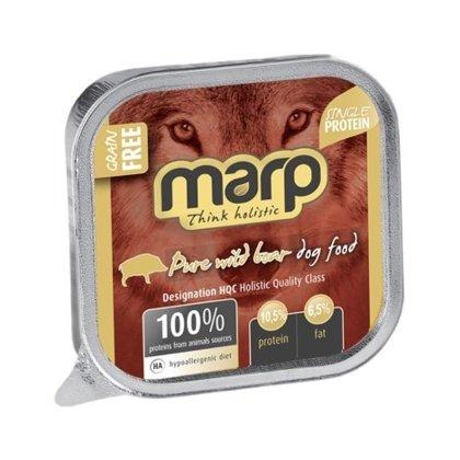 Marp Think Holistic Pure Wild Boar - Meža cūka, 100 g