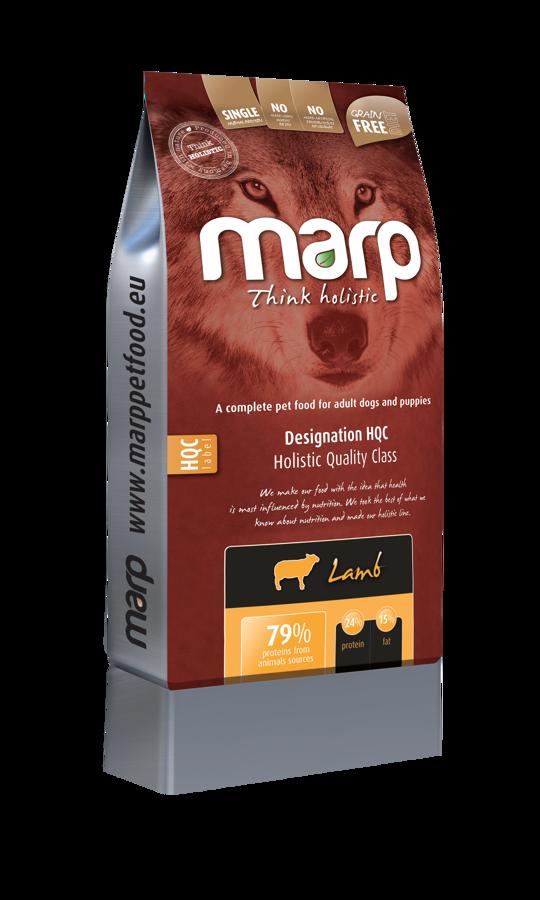 Marp Think Holistic Lamb ALS - Jērs, 12 kg