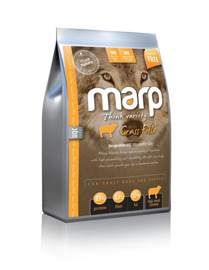 Marp Think Variety Grass Field - Jērs, 2kg