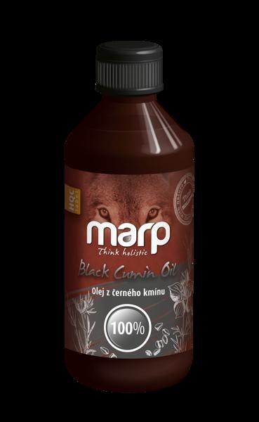 MARP Think Holistic Black Cumin Oil, 500 ml - melno ķimeņu eļļa