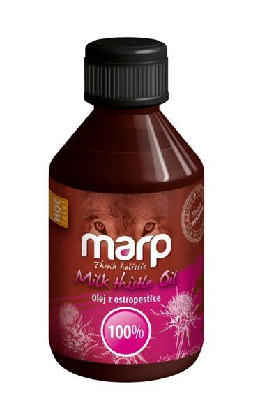 MARP Think Holistic Milk Thistle Oil, 250 ml (balta pudele, kas atšķiras no foto)