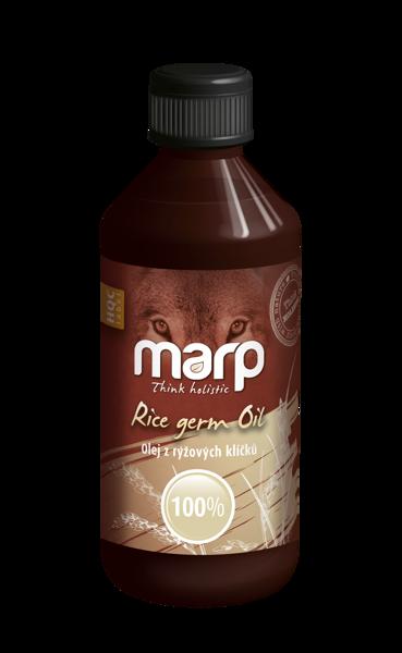 MARP Think Holistic Rice Germ Oil, 500 ml - rīsu dīgļu eļļa