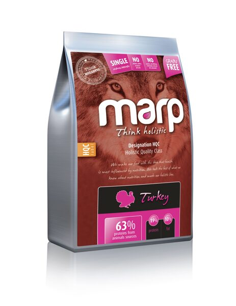 Marp Think Holistic Turkey Senior & Light - Tītars, 2 kg