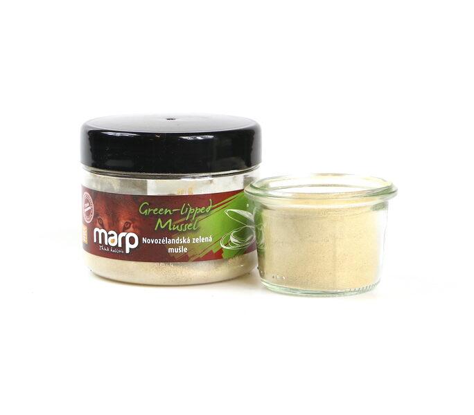 MARP Think Holistic Green-lipped Mussel, 100 g - papildbarības suņiem un kaķiem - Jaunzēlandes zaļās gliemenes