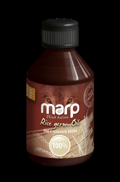 MARP Think Holistic Rice Germ Oil, 250 ml - rīsu dīgļu eļļa