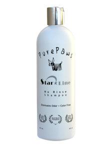 Pure Paws No Rinse Shampoo, 473ml - усиливает интенсивность любого цвета
