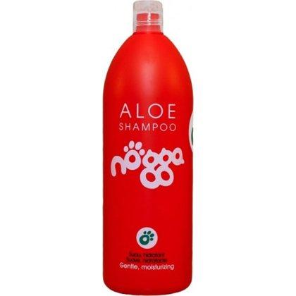 Nogga Classic Line Aloe Shampoo, 1000 ml - bāzes ikdienas šampūns ar alveju visu tipu spalvai