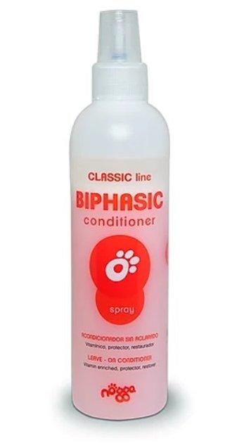 Nogga Classic Line Biphasic Conditioner, 250 ml - izsmidzināms kondicionieris ikdienas kopšanai, atvieglo atšķetināšanu, mitrina