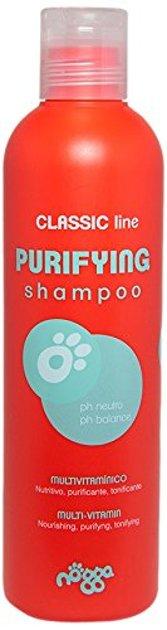 Nogga Classic Line Purifying Shampoo, 250 ml - attīrošs šampūns ādas un spalvas dziļai tīrīšanai un atjaunošanai
