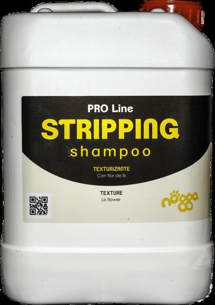Nogga PRO Line Stripping Shampoo, 5000 ml - šampūns cietspalvainajiem suņiem