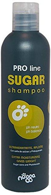 Nogga PRO Line Sugar Shampoo, 250 ml - dziļi mitrinošs šampūns garspalvainajiem suņiem