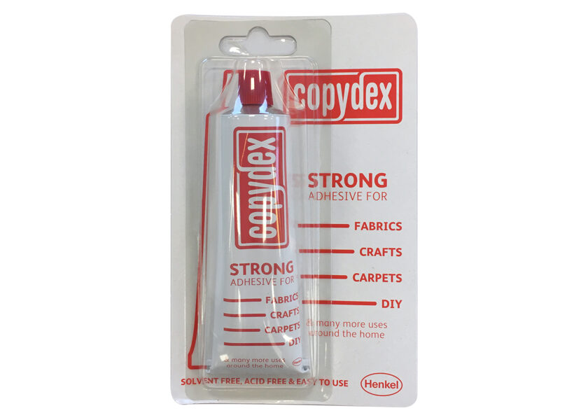 Pritt Copydex Ear Glue 50 ml Tube Tipping Ears Aid - līme austiņu līmēšanai