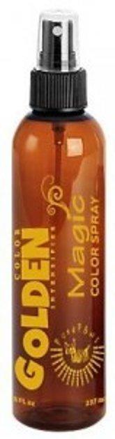 Pure Paws Golden Magic Spray, 237 ml - piešķir dabisko krāsu un lielisko spīdumu zeltainajiem un brūnajiem spalvas toņiem