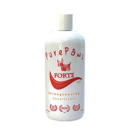 Pure Paws Forte Conditioner, 473 ml - stiprinošs kondicionieris bojātai spalvai