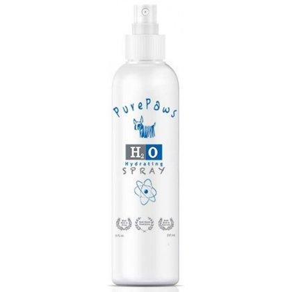 Pure Paws H2O Hydrating Spray, 237ml - Mitrinošs aerosols intensīvai sausas ādas un spalvas kopšanai