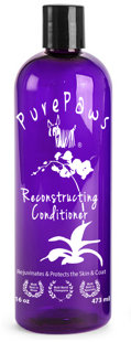Pure Paws Reconstructing Conditioner, 473 ml - atjaunojošs viegli mitrinošs kondicionieris
