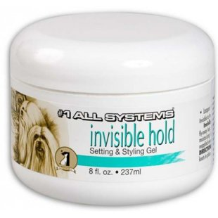 #1 All Systems Invisible Styling Gel, 237 ml - гель для укладки
