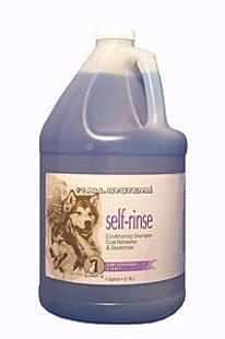 #1 All Systems Self-Rinse Conditioning Shampoo & Coat Refresher Gallon, 3,78 L - очищает, увлажняет и оставляет шерсть чистой и свежей