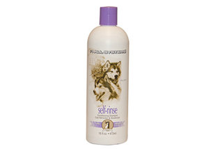 #1 All Systems Self-Rinse Conditioning Shampoo & Coat Refresher, 500 ml - šampūns, bagātināts ar kondicionieri, rūpīgi attīra, mitrina