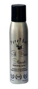 Pure Paws Silk Basics Illuminator Shielding Spray, 118 ml - sprejs mirdzumam ar zīda proteīniem
