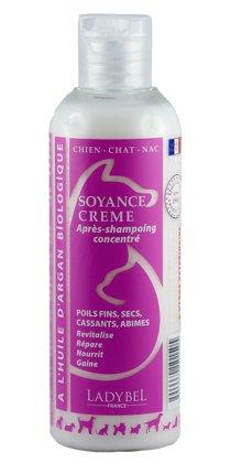 Ladybel Soyance Creme, 200 ml - bojātas spalvas atjaunošanai, mitrināšanai un barošanai