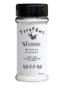 Pure Paws Texture Minerals, 198 g - strukturējošo minerālu pulveris