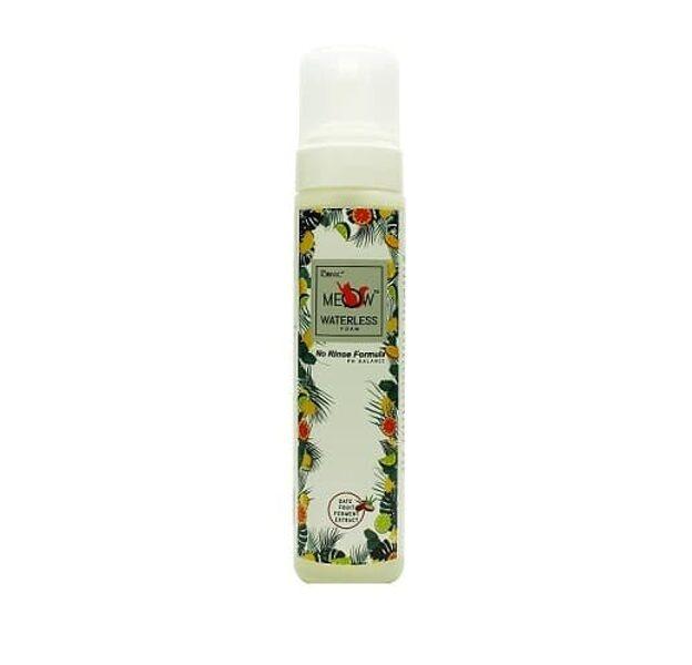 True Iconic MEOW Waterless Foam, 250 ml - putas, vienkāršota KAĶA apmatojuma attīrīšana ar vieglu aromātu, noņems visas ādas smakas