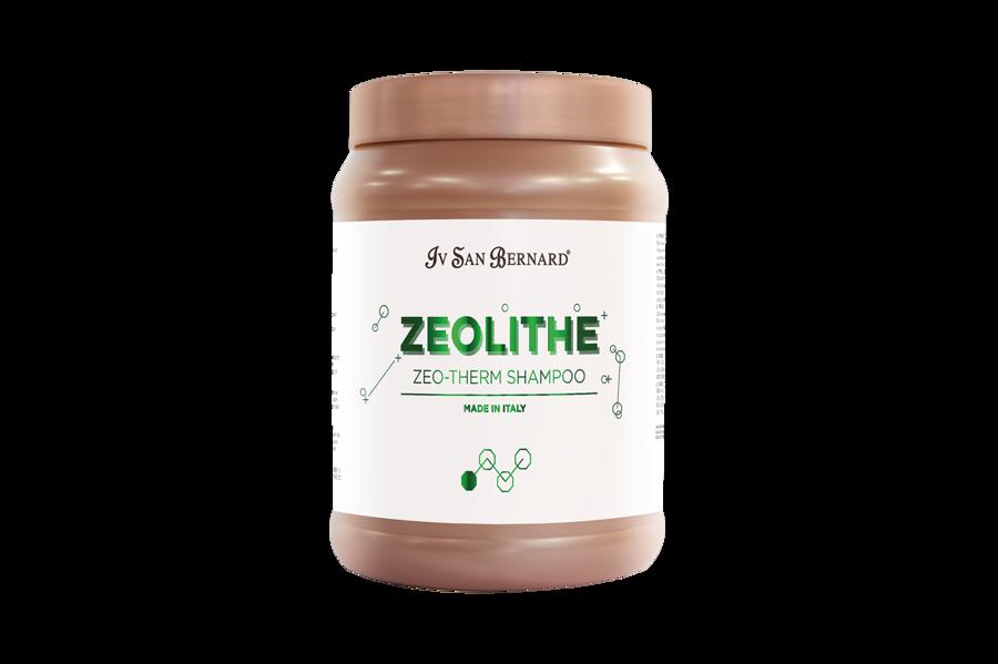 Iv San Bernard Zeolithe Zeo-Therm Shampoo, 1000 ml - maigi attīra ādu, mitrinot to un ir ideāli piemērots visiem matu tipiem