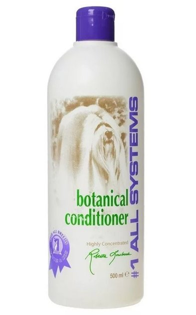 #1 All Systems Botanical Conditioner, 250 ml - gludākai un zīdainākai spalvai