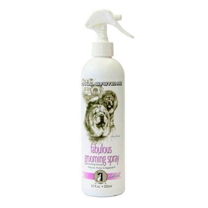#1 All Systems Fabulous Grooming Spray, 355 ml - uzlabo ādas elastību, gludumu, mitrina ādu un spalvu