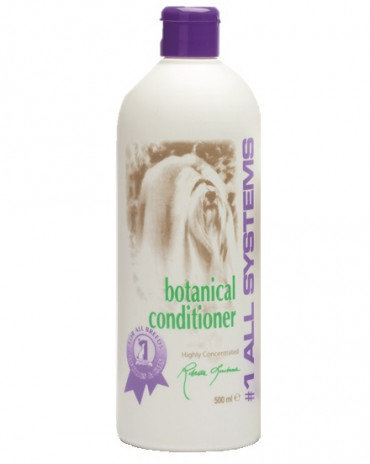 #1 All Systems Botanical Conditioner, 500 ml - gludākai un zīdainākai spalvai