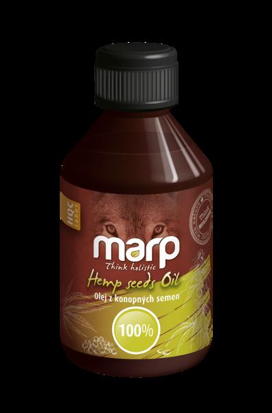 MARP Think Holistic Hemp Seeds Oil, 250 ml - kaņepju sēklu eļļa