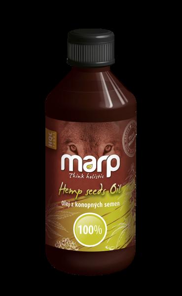 MARP Think Holistic Hemp Seeds Oil, 500 ml - kaņepju sēklu eļļa