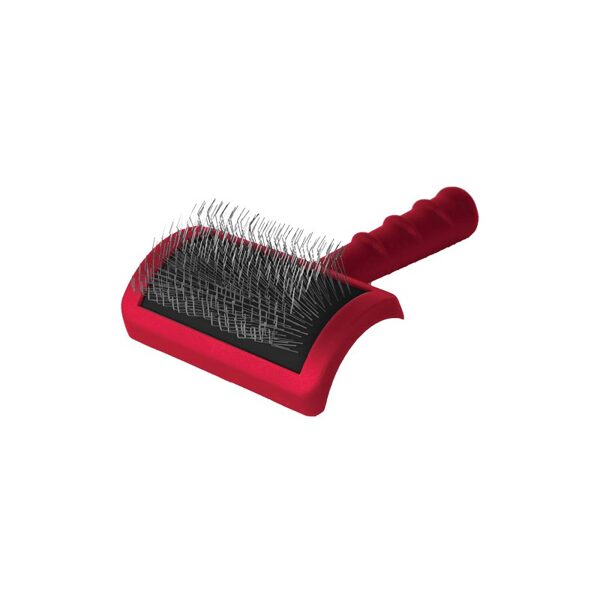 Idealdog Professional slicker brush Long Soft Pins - mīksti gari sari