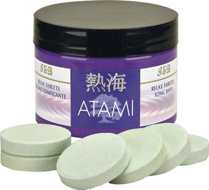 Iv San Bernard Relax Tablets Tonic Bath, 10 gb - tabletes minerāļu vannai