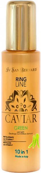 Iv San Bernard Caviar GREEN 10 in 1, 100 ml - aizsardzību pret UVA un UVB stariem, spīdums, mīksts un zīdains kažoks