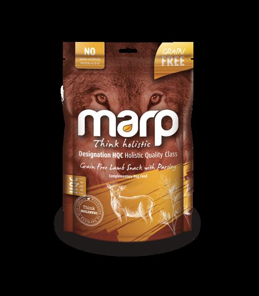 Marp Think Holistic Grain Free Lamb Snack with Parsley - jērs ar pētersiļiem, 150g