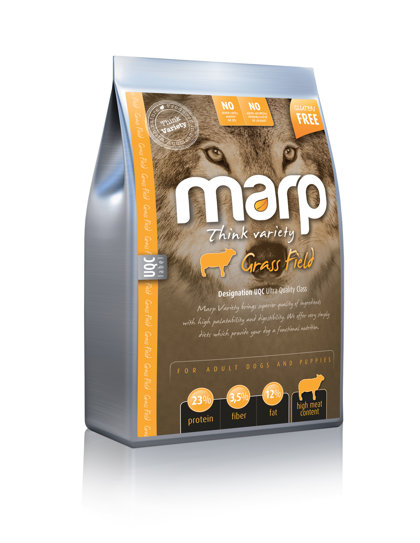 Marp Think Variety Grass Field - Jērs, 12kg