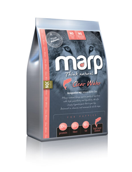 Marp Think Natural Clear Water - Lasis, 12 kg