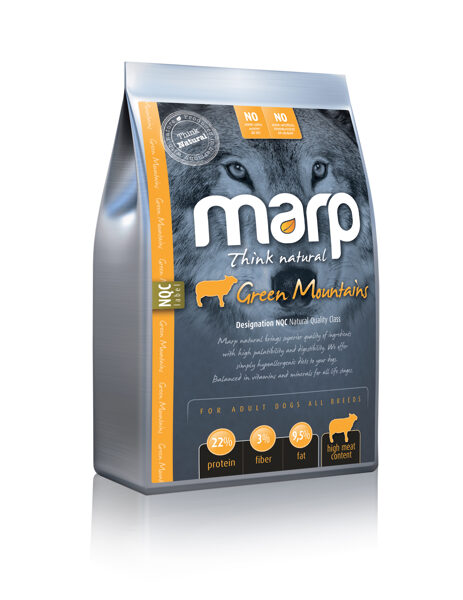 Marp Think Natural Green Mountains - Jērs, 2 kg