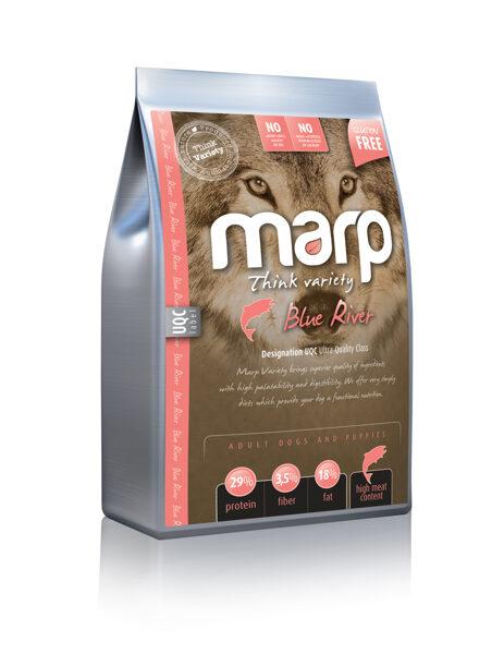 Marp Think Variety Blue River - Lasis, 12kg