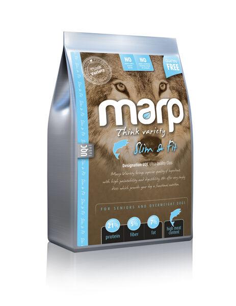 Marp Think Variety Slim and Fit - Baltā Zivs, 12kg