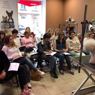 Grooming Seminar with Roman Fomin (Russia)